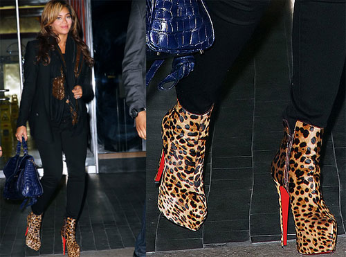 Beyonce-Pregnancy-Shoes