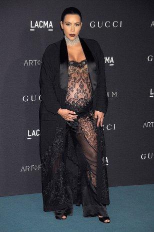 Kim-Kardashian-Pregnant-Pictures-2015